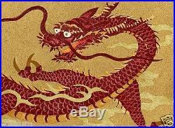 HAJIME NAMIKI Orig JAPANESE Woodblock Print Dragon 11 Hand SIGNED by Pencil