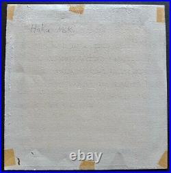 Haku Maki Color Woodblock San Mon Ban 75-62 Melon No. 299/302 & Signed 6 X 6