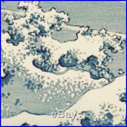 Hokusai Katsushika Japanese Woodblock print Thirty-six Views of Mount Fuji Rare