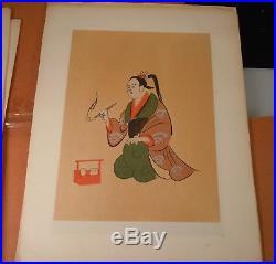 Japanese 36 Woodblock Prints