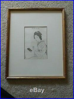 Japanese Woodblock Prints Lot of 10 Prints