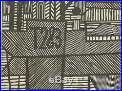 Modern Japanese Woodblock Print Fumio Kitaoka Artists Proof